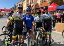 Cattolica. Granfondo 'Cassani': smaltita l'influenza, il biker  Luca Fantozzi di nuovo in top ten.