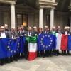 Forlì. Il sindaco Drei a Milano per l'incontro  ' I Comuni d'Europa- Cento piazze per l'Europa'.