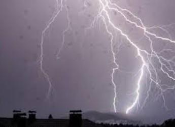 Ravennate. Protezione civile: allerta meteo gialla per vento e stato del mare. Fino a lunedì 25.