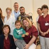 Forlì. Riuscito intervento di cataratta bilaterale congenita al 'Morgagni' su un bimbo di cinque anni.
