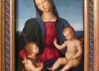 Rimini. Al Museo della Città la 'Madonna Diotallevi' di Raffaello ( 31 ottobre 2010 – 6 gennaio 2020).
