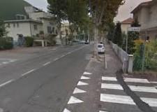 Rimini. Viale delle Rimembranze: iniziati i lavori di adeguamento del sottopasso pedonale.