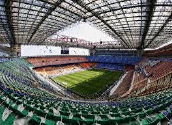 Non solo sport. La 'rossa' di Borgo e Dovi: doppio trionfo ! Nuovo 'tempio' del calcio per la grande Milano?