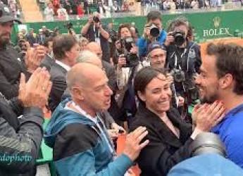 Non solo calcio. Signora, sono otto, e Cr7 resta. Un meraviglioso  Fabio  ora nuovo 'principe' di Montecarlo.