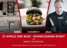 Cesena. Un panino #TagliaSmall per FoodAddiction in Store. Evento gratuito e aperto al pubblico.