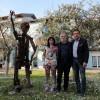 Massa Lombarda. Alla Biennale di Venezia per Unhcr: in mostra opere sulla guerra di Libia.