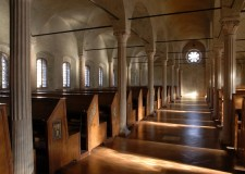 Cesena. Musei e gallerie aperti nei giorni di festa. Gli orari della Malatestiana e della Rocca.