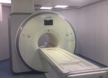 Ausl Romagna. RivieraBanca dona all'Ospedale di Rimini una risonanza magnetica d'ultima generazione.