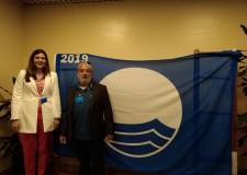 Cesenatico. Sventola la 28ª Bandiera blu. Confermato anche per l'anno 2019 l'importante riconoscimento.