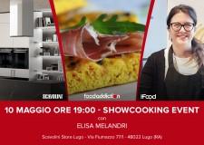 Lugo. La blogger di iFood Elisa Melandri con uno show-cooking sulla focaccia, ricetta senza tempo.