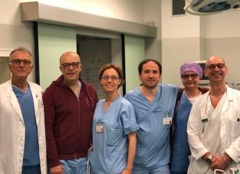 Ausl Forlì. Tecnica innovativa per il trattamento della patologia arteriosa ostruttiva periferica.
