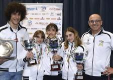 Ravenna. Circolo  della spada: oro, argento e bronzo conquistati alla kermesse riccionese  per Under 14.
