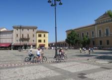 Santarcangelo d/R. Educazione stradale: finale in bici  bici per le scuole San Vito e San Bartolo.
