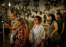 CNA Forlì-Cesena. Visita alle 'botteghe' di Bologna. Utile scambio di esperienze tra imprenditori.