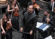 Brisighella. All' ex cava Marana, quarto e penultimo concerto della rassegna 'Recondite armonie'.