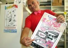 Forlì. 'Notte rosa' non solo in riva al mare. Nell' edizione 2019, anche i 'Fumetti rosa in Notte rosa!'.