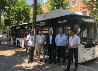 Ravenna. 'Un autobus per amico'  a.s. 2018/2019.Trasporti pubblici: in arrivo ulteriori 5 bus a metano.