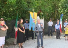 Santarcangelo d/R. L'anniversario dell' eccidio di Fossoli  e la commemorazione di Rino Molari.