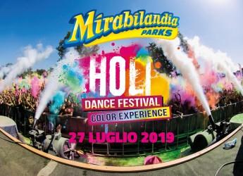 Ravenna. Buon compleanno Mirabilandia!  Il Parco divertimenti compie 27 anni. Partita la festa.