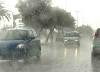 Unione Bassa Romagna – Litorale ravennate. Allerta 'gialla' per temporali e temperature elevate.