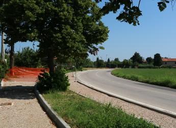 Rimini. Piste ciclabili:  lavori in via Coletti e avanti con la realizzazione  della ciclabile su via Coriano.