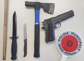 Bassa Romagna. Avanti con i controlli della Pm. Con numerosi sequestri, denunce e perquisizioni.