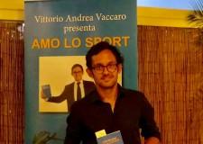 Cervia. Presentato il libro 'Amo lo sport' di Vittorio Andrea Vaccaro. Sulla giustizia e il diritto sportivo.