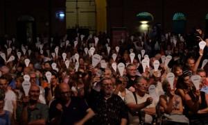 San Mauro Pascoli. Machiavelli assolto a larghissima maggioranza:  600 voti ( Viroli) contro 81 ( Galli).