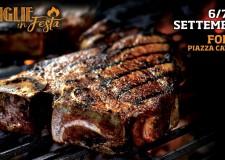 Forlì. Il ritorno di 'Griglie in festa'. Piazza Cavour,  6-7-8 settembre: tre giorni per gli amanti del barbecue.