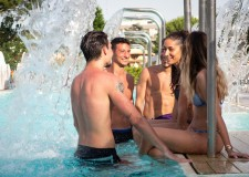 Riccione. Ottima l'estate di Perle d'acqua park! La straordinaria e gioiosa fedeltà dei frequentatori.