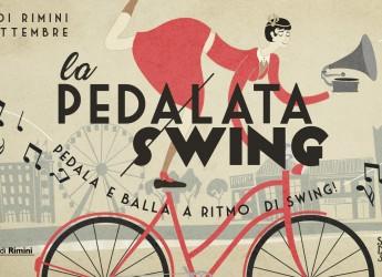 Rimini. 'Pedalata Swing' giunta alla IV edizione. Per godersi una sana e piacevole giornata in bici.