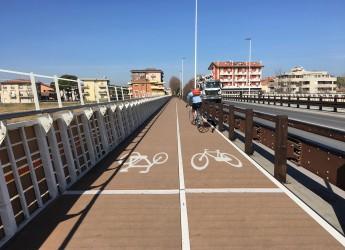 Rimini. Al via la ciclabile di via E. Coletti. Entro aprile 2020 una nuova pista ciclabile di circa un km.