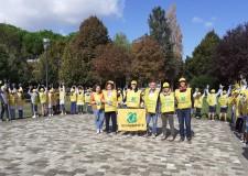 San Mauro Pascoli. Puliamo il Mondo 2019. Mattinata di tutela ambientale per i bambini delle scuole.