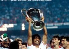 Fusignano. Sacchi e il suo libro ' La Coppa degli Immortali'. La leggenda della squadra più forte.