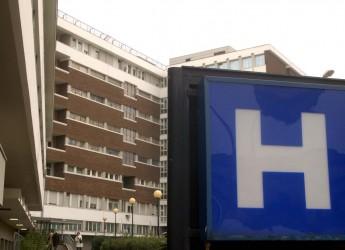 Ausl Romagna. Ospedale 'Infermi': paziente 25 enne con 'sintomi compatibili  da meningite'.