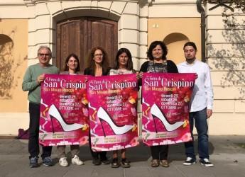 San Mauro Pascoli. Benvenuti nel paese dei calzolai. Alla 36a edizione della Fiera di San Crispino.