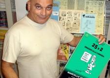 Forlì. Per  tutto dicembre la  fumettoteca 'Calle' propone la mostra '25 x 2 – Omaggio alla carriera'