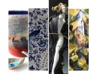 Lugo. 'Insieme e diversi', arte e ceramiche alla Rocca estense.Mostra visitabile fino al 24 novembre.