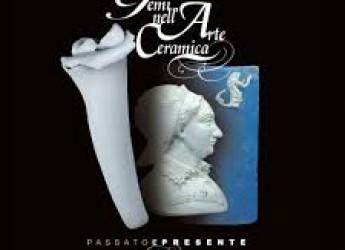 Rimini. Apre la mostra 'Temi nell'arte ceramica'. Un confronto: Rinascimento – Contemporaneità.