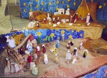 Cotignola. Alla scuola d'infanzia 'Il cantastorie' un Natale con bambini e famiglie insieme.