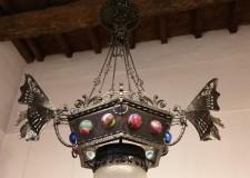 Cervia Milano Marittima. Espressioni Liberty in ferro battuto. Artigiani: Mazzucotelli, Gambini e Sommaruga.