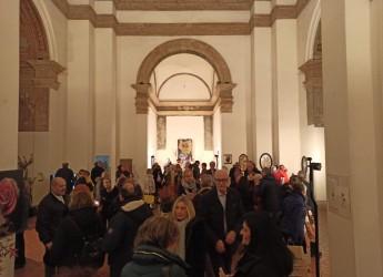 Forlì. All'oratorio San Sebastiano la mostra:  'Fiorire – Il silenzio che si colora'. Aperta fino al 6 gennaio.