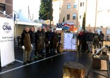 Savignano s/R. Alla Fiera di S.Lucia l'evento ' I fabbri dell'anima'. Con i campioni della forgiatura.