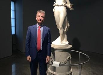Forlì. S'inaugura: 'Un' opera al mese'. Scelta 'L'Ebe del Canova'  per introdurre alla nuova promozione.