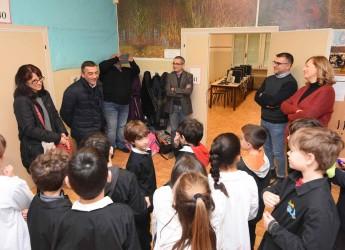 Forlì. Inaugurata l'aula informatica della primaria 'Rivalti'. Grazie ad un contributo del Conad Ronco.