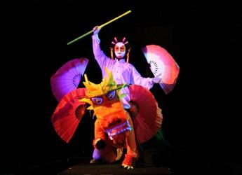 Verucchio. Al 'Pazzini' tutta la magia di 'Mu Lan e il drago'. Avventure di una principessa coraggiosa.