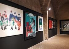 Lugo. Tante le mostre d'arte aperte in città e nei dintorni. Ancora visitabili durante tutto il mese di gennaio.