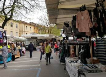 Cesena. Domenica 12 gennaio torna la 'Fiera del saldo'. Che c'è da sapere sul mercato ambulante straordinario.
