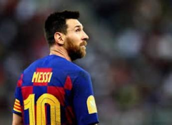 Non solo sport. Al Barca sono  Malmessi? Beh, per Leo il rimedio c'è: e se bussasse alla Beneamata?
