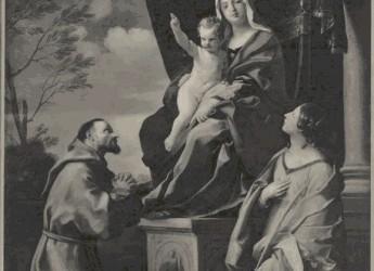 Faenza. Il capolavoro perduto. La pala di Guido Reni della Pinacoteca distrutta nella Seconda guerra.